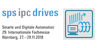 SPS IPC Drives – 27. bis 29. November 2018