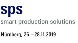 Internationale Fachmesse für industrielle Automation 'sps – smart production solutions' 26.-28.11.2019 in Nürnberg
