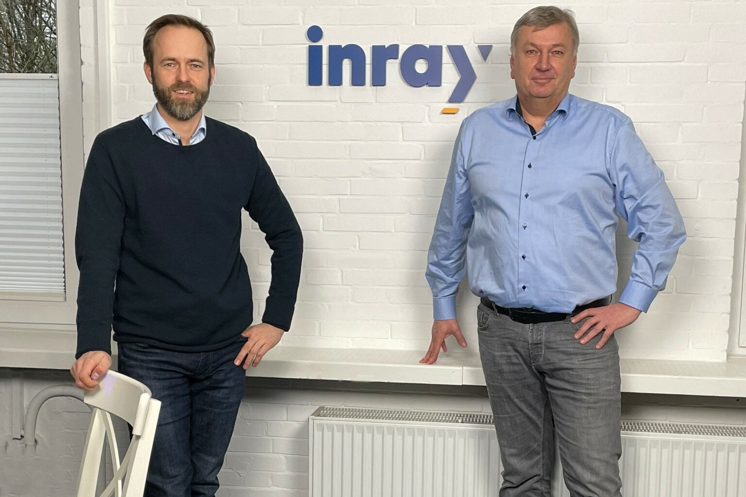 inray Top Arbeitgeber Mittelstand 2021_Manfred Radtke, Sören Rose